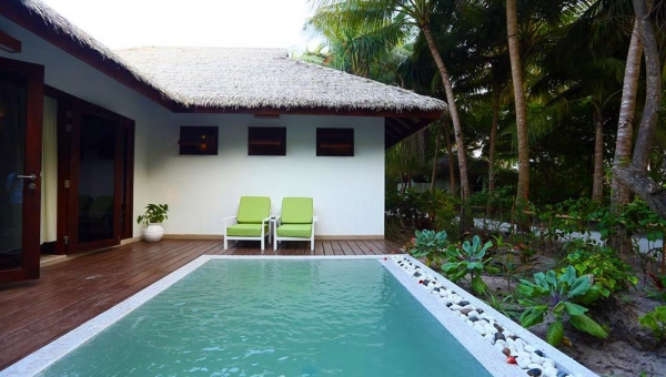 Garden Villa with Pool