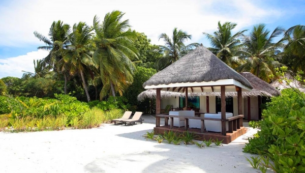 Prestige Beach Villa with Pavilion