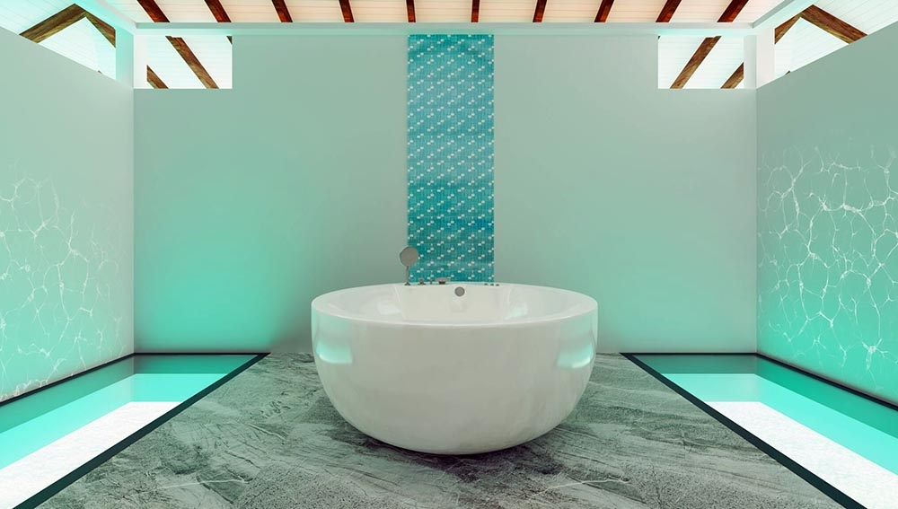 2 Bedroom Lagoon Water Pool Villa