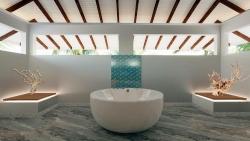 Ocean Water Pool Villa