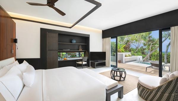 Island Villa with Pool - Beach Villa