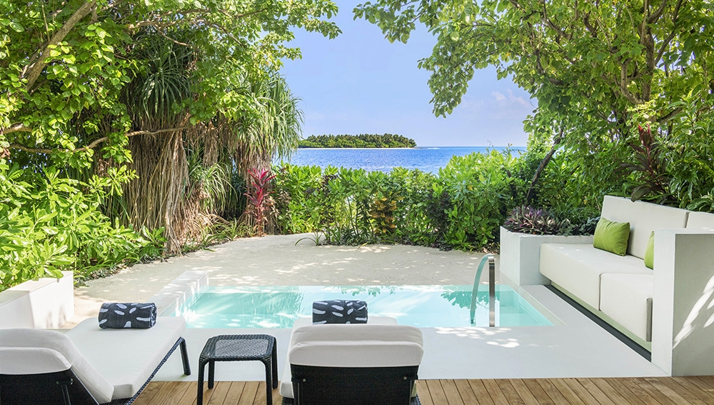 King Island Suite With Pool - Deluxe Beach Villa