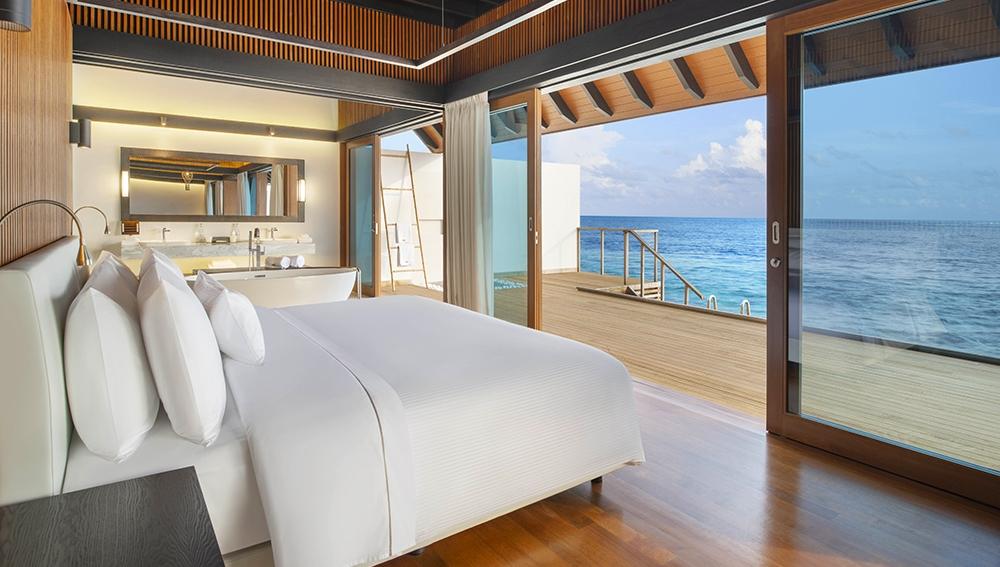 Overwater Suite - Villa