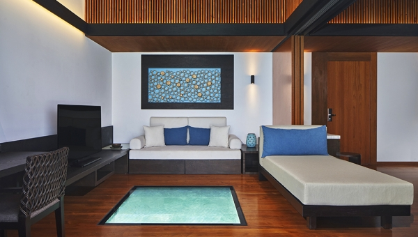 Overwater Suite With Pool - Villa