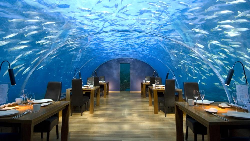 CONRAD MALDIVES RANGALI ISLAND - A LITTLE R & R