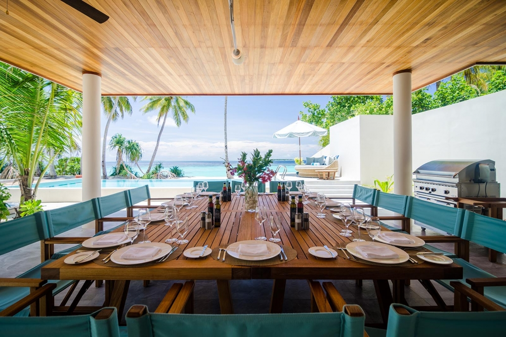 Great Beach Villa Residence