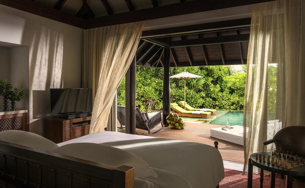 Deluxe Spa Pool Villa