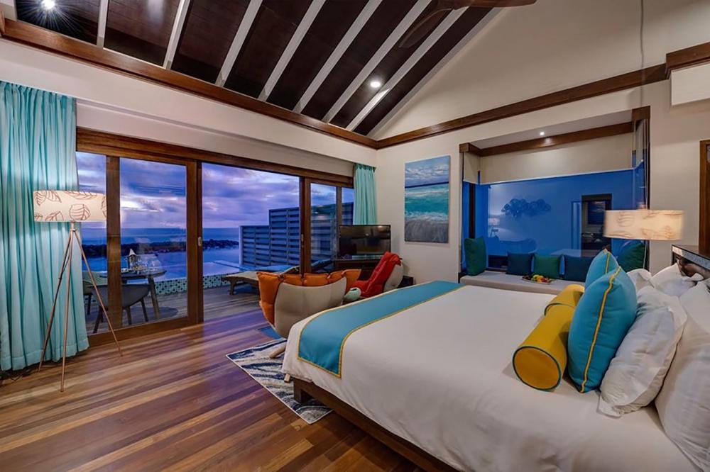 Sunset Deluxe Beach Villa