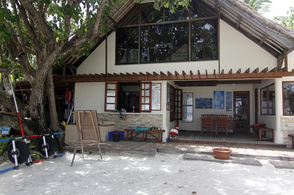 Banyan Tree Maldives Marine Lab