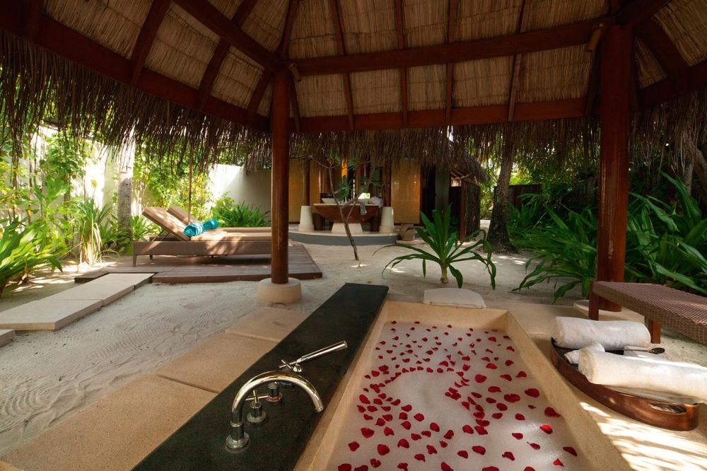 Beach Villa with Private Plunge Pool