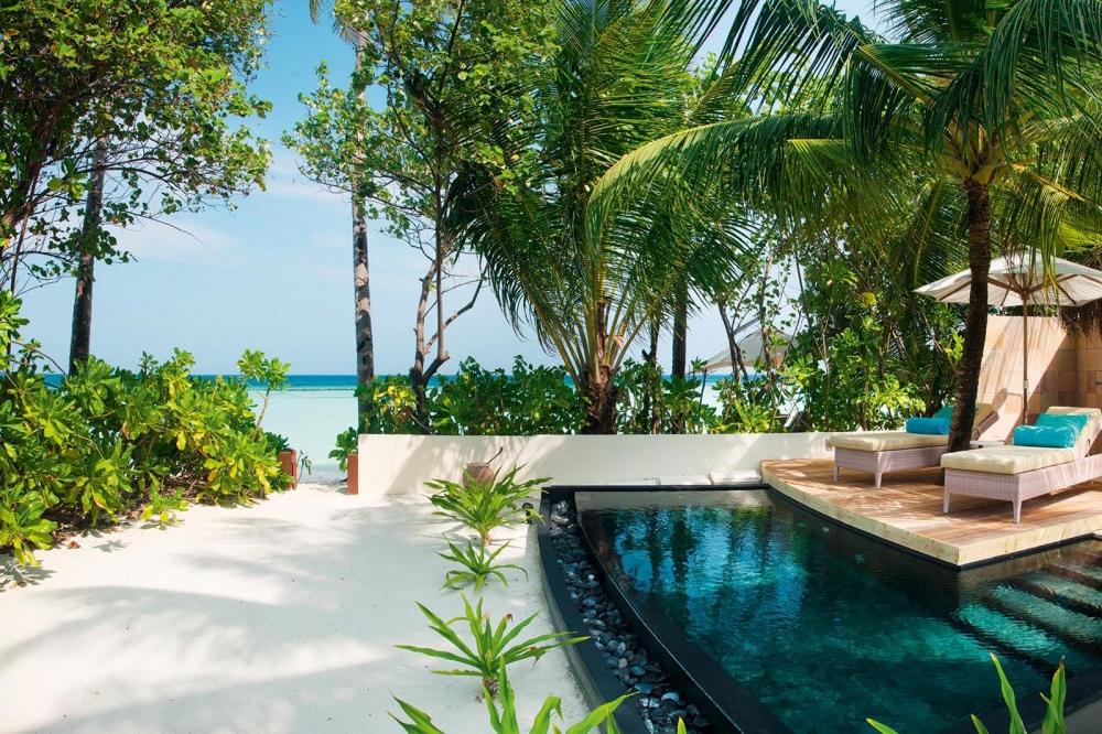 Family 2 Bedroom Beach Villa With Pool