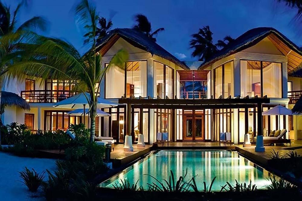 Presidential 3 Bedroom Beach Villa
