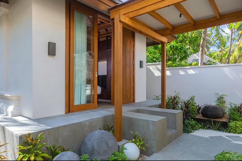 2Bedroom Deluxe Beach Villa