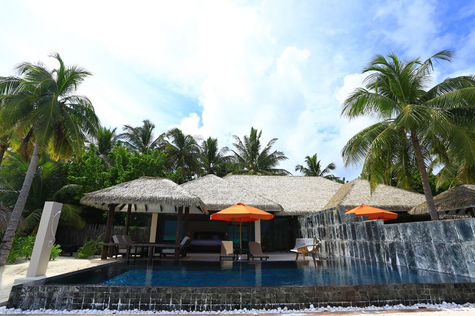 Lagoon Villa with Plunge Pool