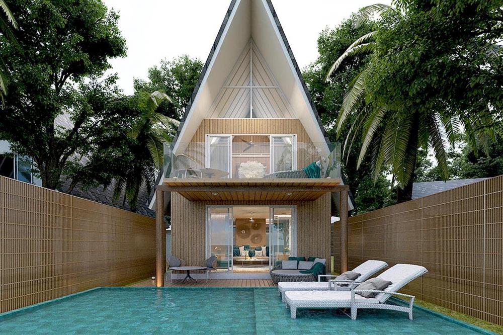 Duplex Pool Villa