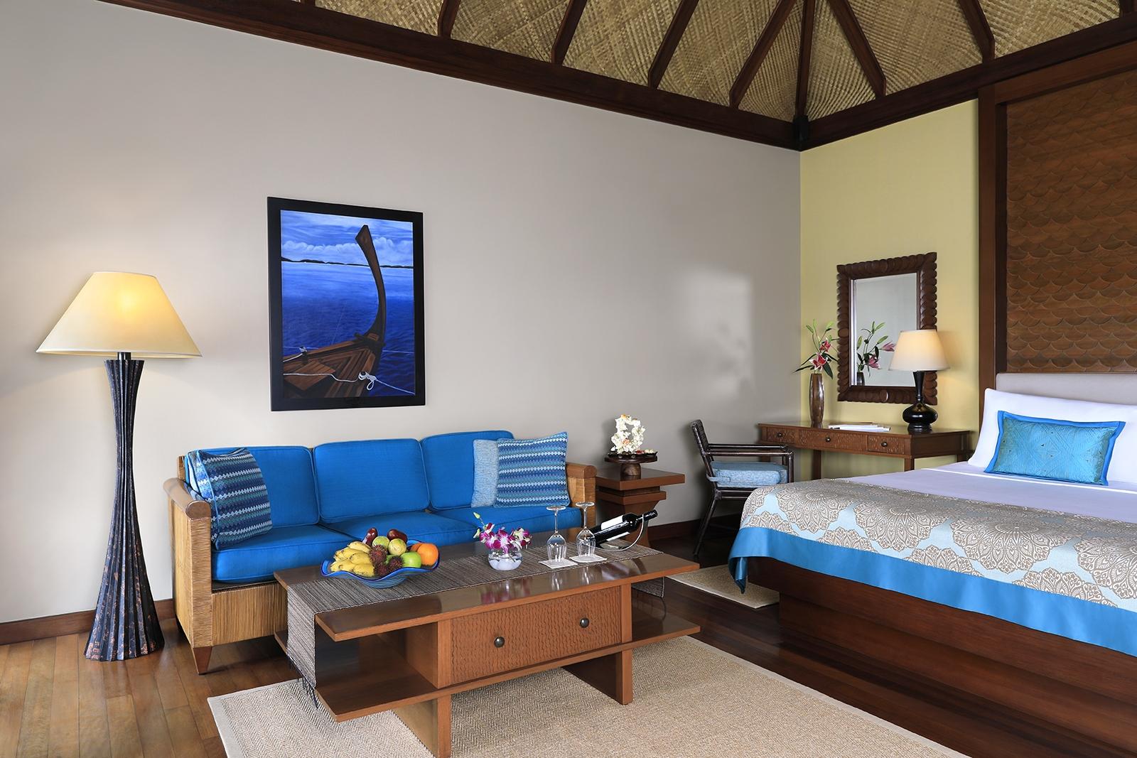 Deluxe Lagoon Villa with Pool
