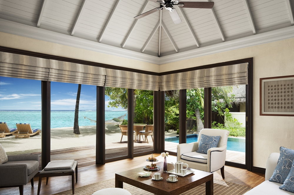 1Bedroom Beach Suite with Pool