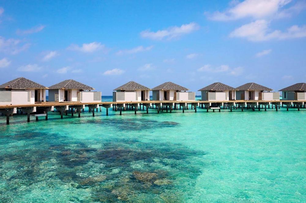 Overwater Villa