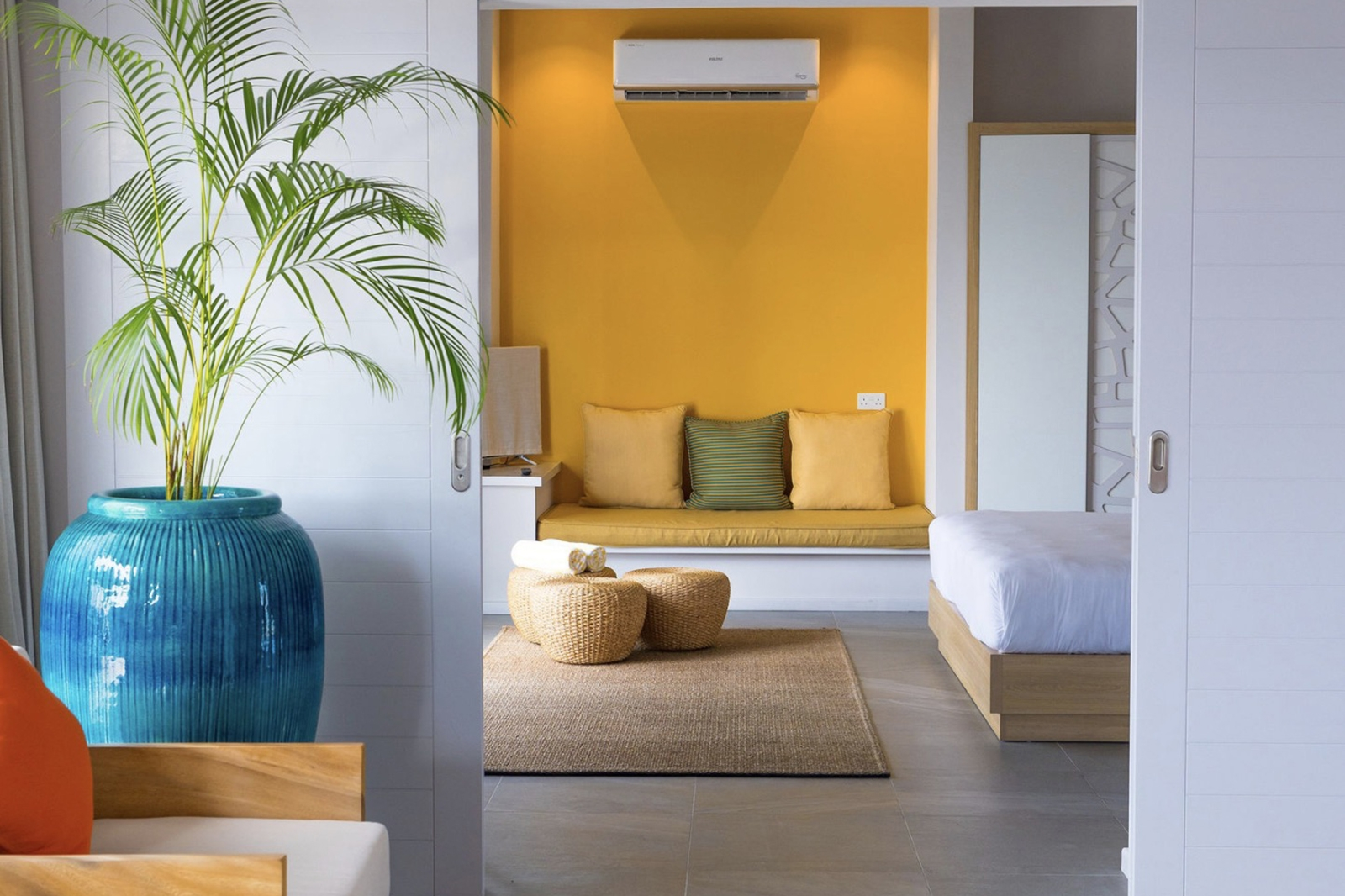 2Bedroom Ocean Beach Villa