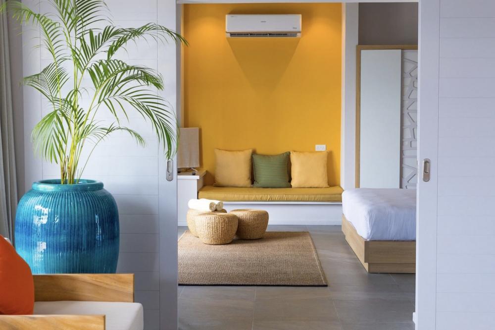 2 Bedroom Ocean Beach Villa