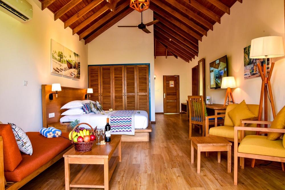 Family Deluxe Beach Villa