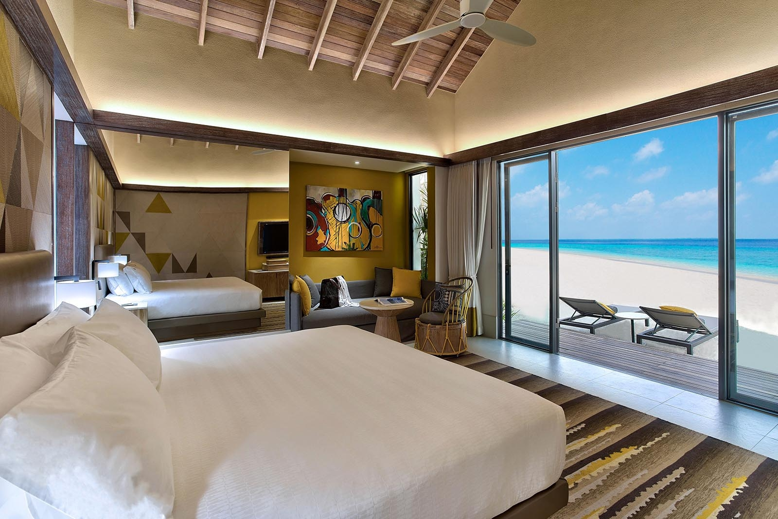 Gold Beach Villa