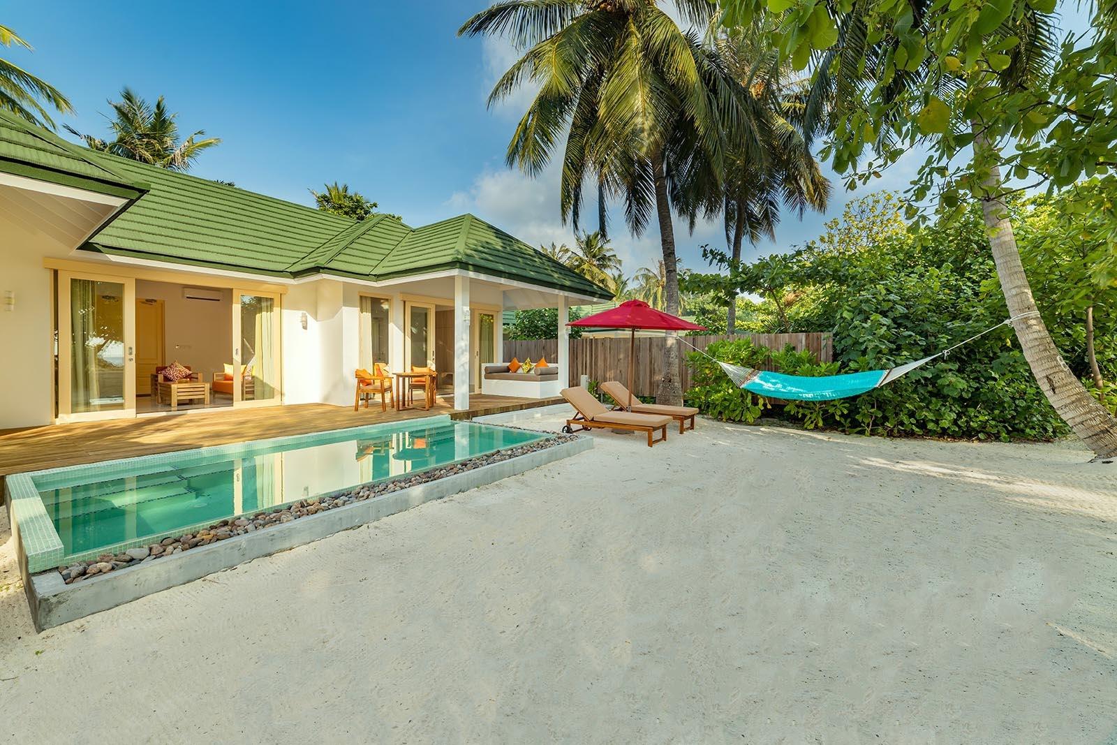 2Bedroom Pool Beach Villa