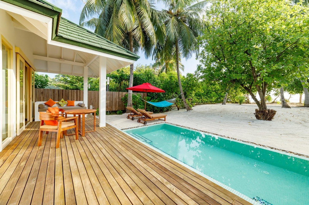 3Bedroom Pool Beach Villa