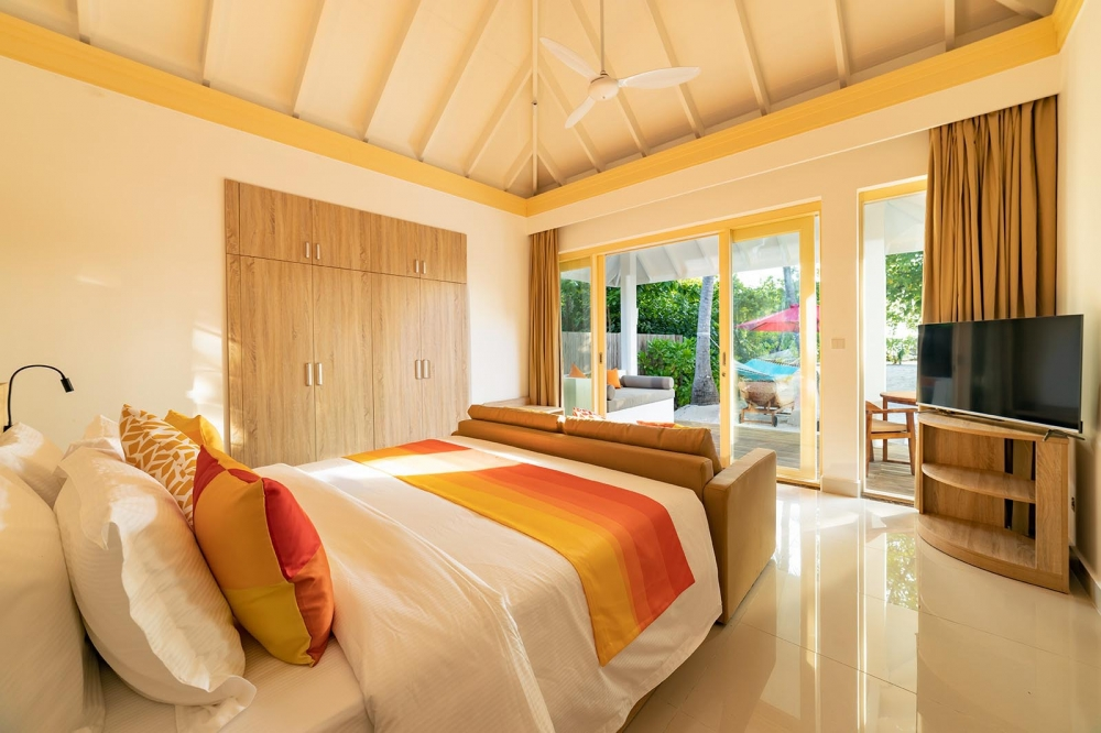 3 BEDROOM POOL BEACH VILLA