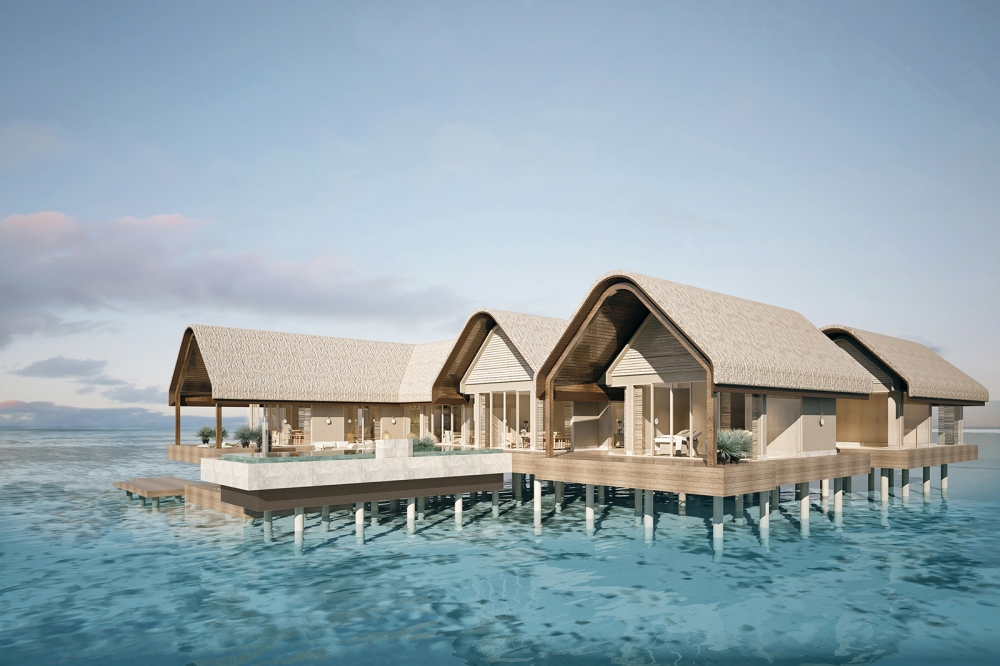 4Bedroom Beach Residence with Pool