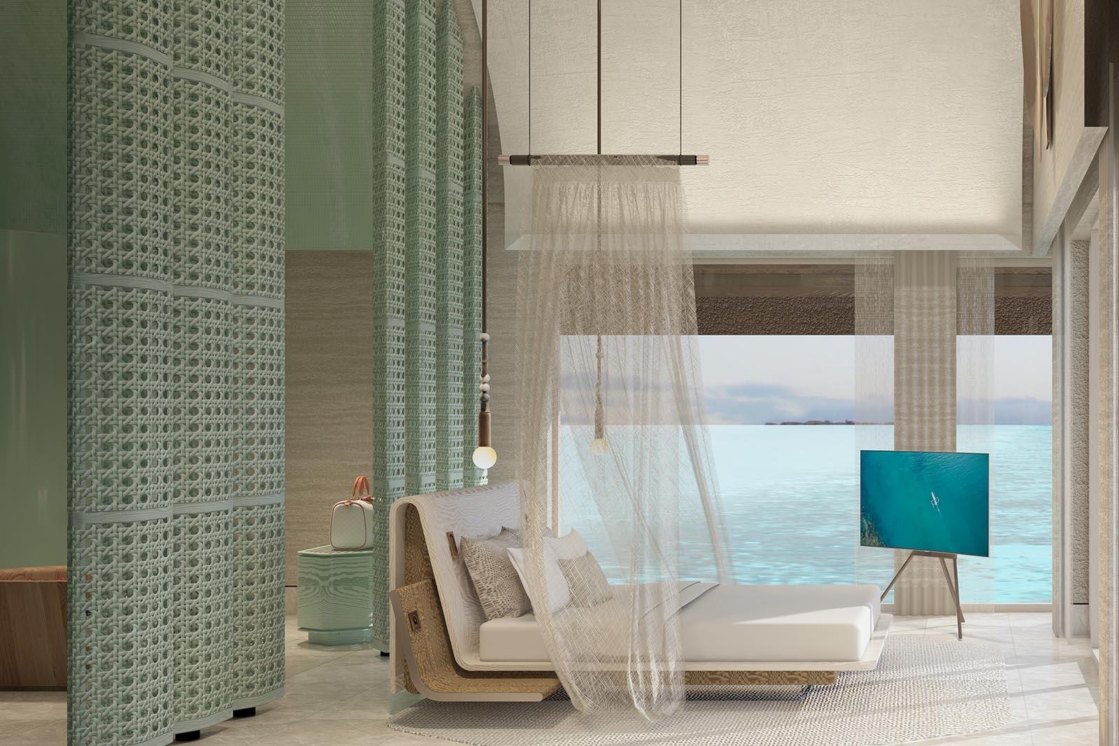 Family Beach Villa with 2Pool