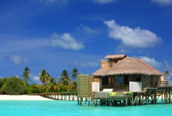 7 Nights In Lagoon Water Villa