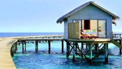 4 Nights in CENTARA RAS FUSHI (Deluxe Water Villa)