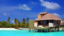 EXCLUSIVE ENJOY LAGOON WATER VILLA