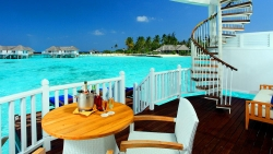 DELUXE WATER VILLA ALL INCLUSIVE PACKAGE