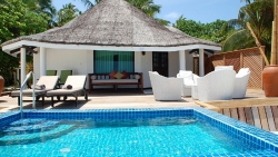 ALL INCLUSIVE  STAY 5 NIGHTS WATER FRONT BEACH VILLA