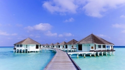 ALL INCLUSIVE  STAY 5 NIGHTS WATER VILLA