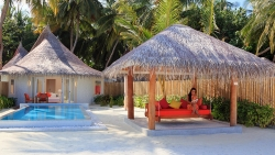 ALL INCLUSIVE STAY 5 NIGHTS DELUXE BEACH VILLA  WITH POOL