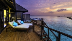 HONEYMOON STAY 5 NIGHTS HORIZON WATER VILLA
