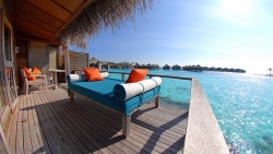 HONEYMOON STAY 5 NIGHTS DELUXE OVER WATER BUNGALOW