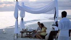 EARLY BIRD HONEYMOON PACKAGE FOR BEACH VILLA