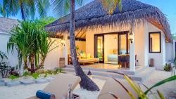 Stay 3 Nights in Beach Villa on Half Board Basis at Finolhu Maldives