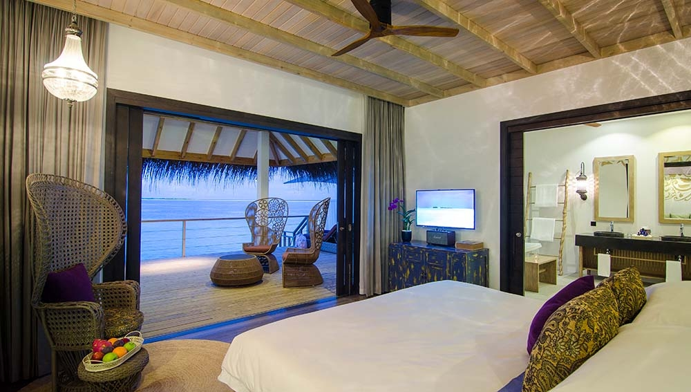 Stay 4 Nights in Lagoon Villa on Half Board Basis at Finolhu Maldives