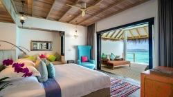Stay 4 Nights in Ocean Pool Villa on Half Board Basis at Finolhu Maldives