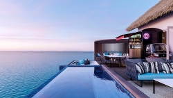 STAY 5 NIGHTS PLATINUM OVERWATER VILLA  ON BED AND BREAKFAST BASIS