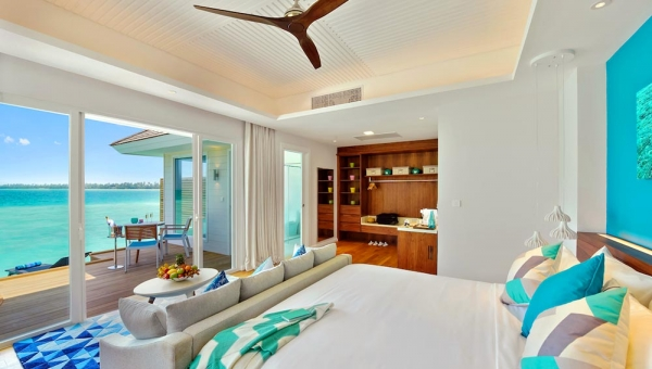 BOOK MORE THAN 60 DAYS IN ADVANCE 5 NIGHTS AQUA VILLA