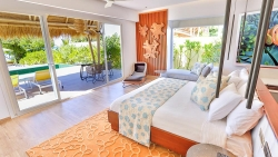 STAY 2 NIGHTS BEACH VILLA WITH POOL PLUS 2 NIGHTS WATER VILLA WITH POOL