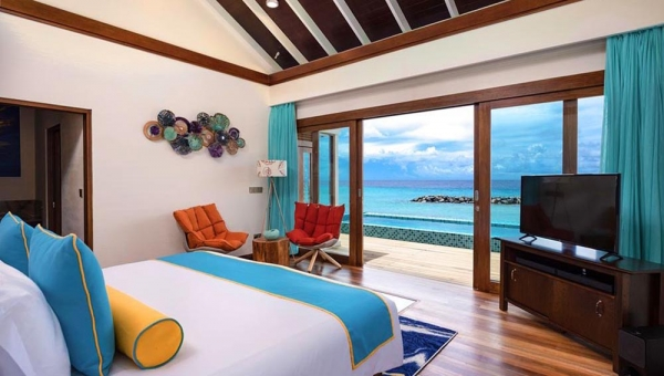 5 NIGHTS STAY WATER VILLA WITH POOL