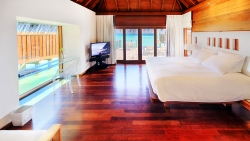 AFFORDABLE SUPERIOR WATER VILLA HONEYMOON PACKAGE