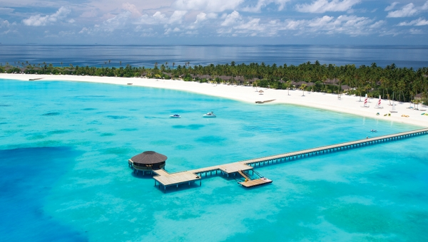 STAY 5 NIGHTS WATER VILLA BOOK MORE THAN 60 DAYS
